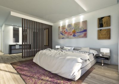 dormitorio 3D